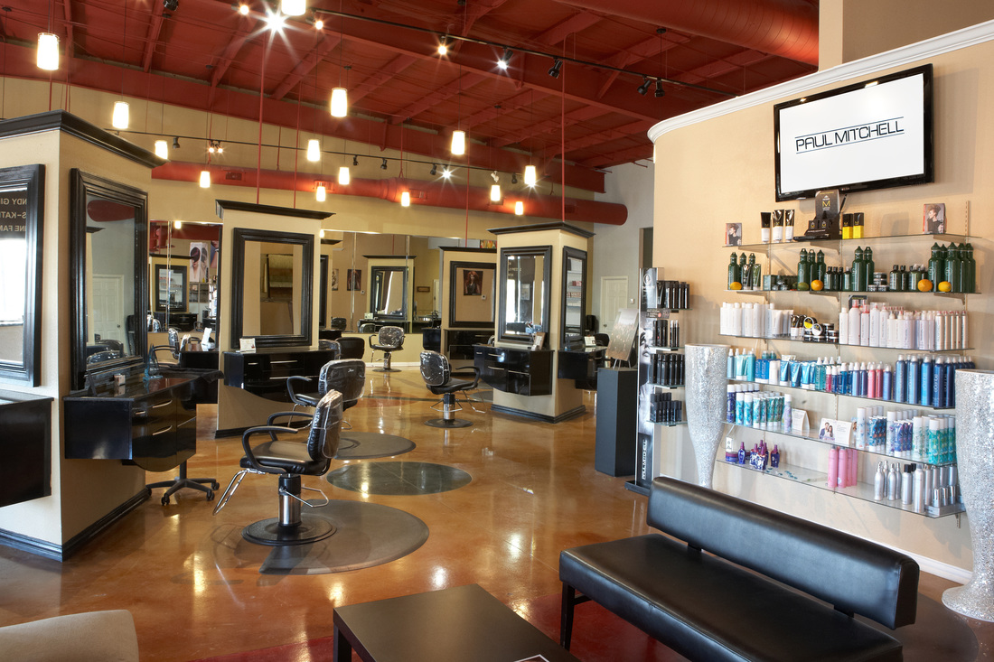 Hair and nail salons producers of virtual for A salon paul mitchell san diego