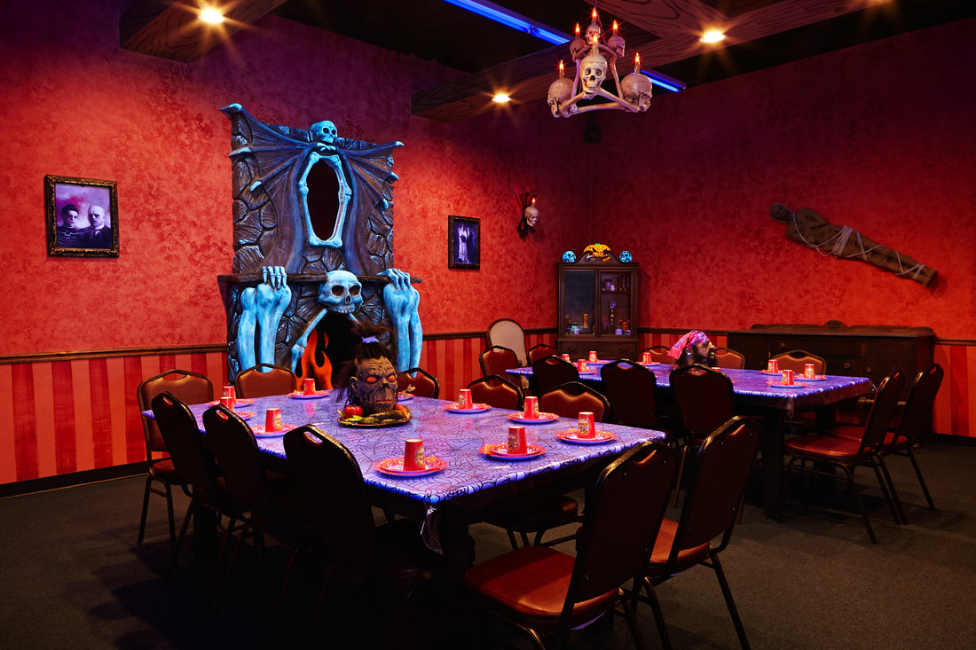 Monster Party Tables, San Antonio